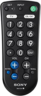 Sony RM-EZ4 2-Device Universal Remote with Big Buttons