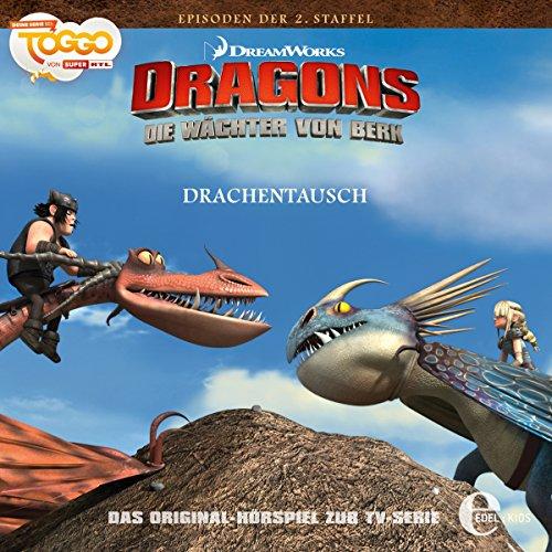 Drachentausch / Die Aal-Insel. Das Original-Hörspiel zur TV-Serie Titelbild