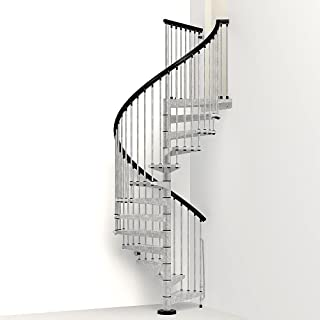steel spiral staircase kit