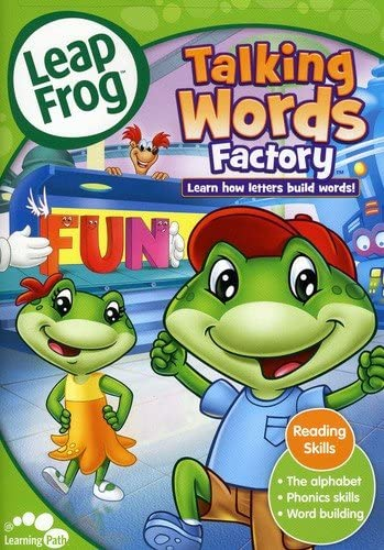 LeapFrog Talking Words Factory product image