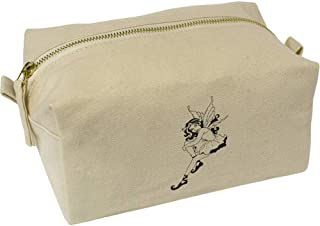 'Fairy' Canvas Wash Bag / Makeup Case (CS00018420)