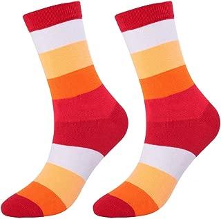 Amazon.es: Rojo - Calcetines / Calcetines y medias: Ropa