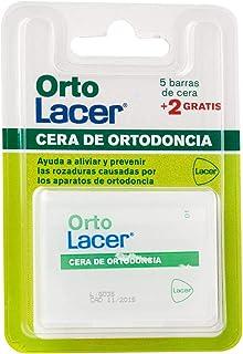 LACER - CERA ORTODONCIA BARRAS 5+2