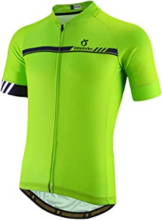EMONDER Men's Breathable Quick Dry Basic Shirts Cycling...
