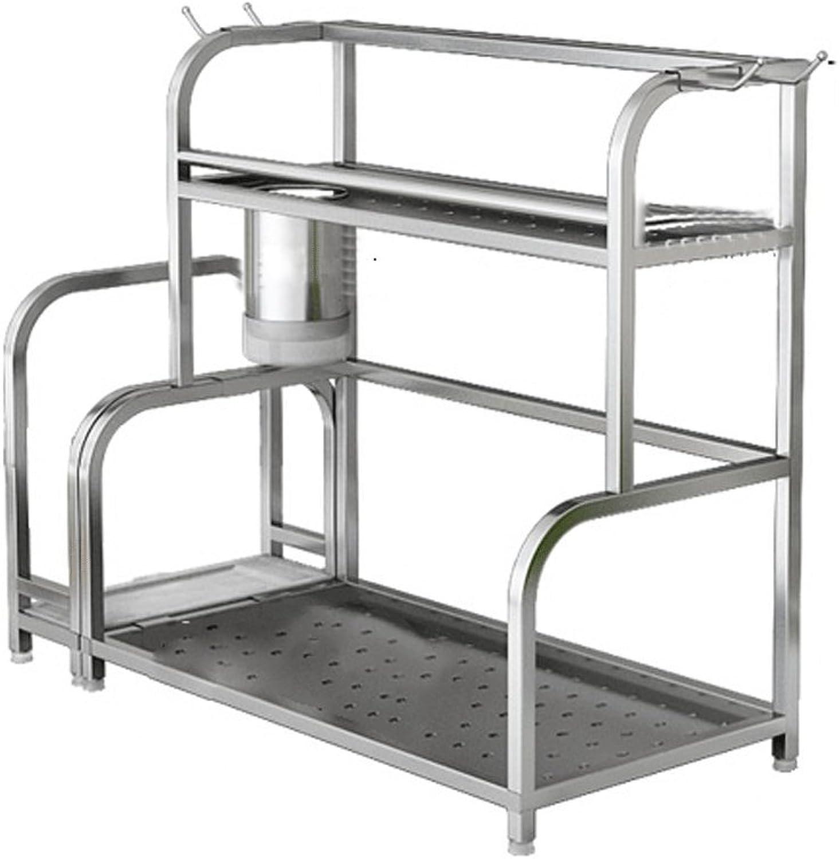 Stainless LBYMYB Steel Spice Rack Storage Kitchen Rack ...