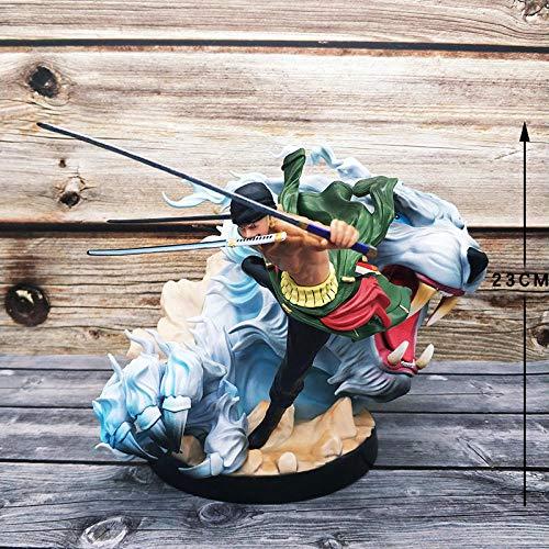 Amico Regalo Regalo Modello Figurina Giocattolo Da Collezione Sauron Model With Dragon Large Blue Dragon Collection Limited Edition And The Country's Three Thousand World Ornaments-jihu Shoulong