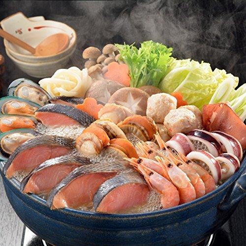 北海道 石狩鍋セット A1728 #005