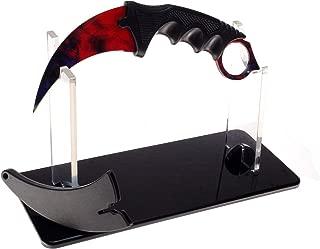 Knife Geeks CSGO Pro Series Stainless Doppler Phase 2 Karambit