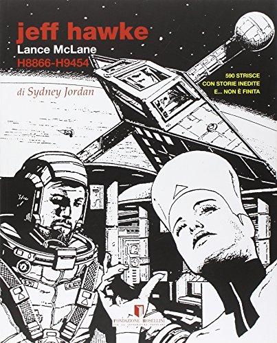 Jeff Hawke/Lance McLane (H8866-H9454) (I libri della Fondazione)