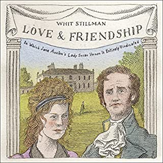 Love & Friendship cover art