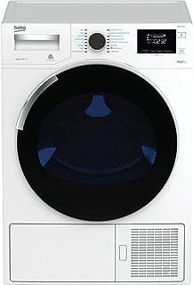 Beko DH10444PX1W Autonome Charge supérieure 10kg A++ Blanc sèche-linge - Sèche-linge (Autonome, Charge avant, Pompe à chal...