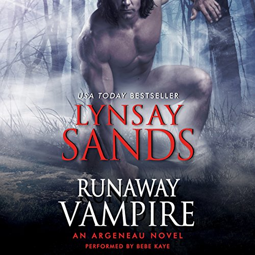 Runaway Vampire Audiobook By Lynsay Sands cover art