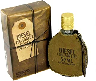 Diesel Fuel For Life For Men 50ml - Eau de Toilette