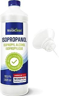 Isopropilico Alcohol 99,9% Limpieza y pulverizar 1.000ml