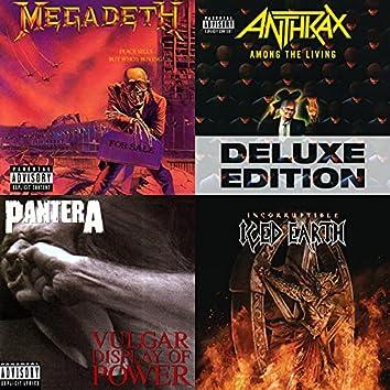 Thrash & Speed-Metal-Mix