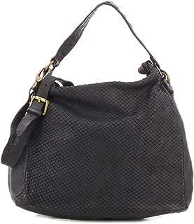 Civico 93 black vintage bag
