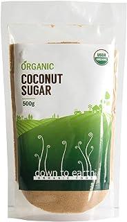 Down To Earth Organic Coconut Sugar, 500 gm