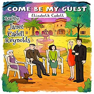 Come Be My Guest audiobook cover art