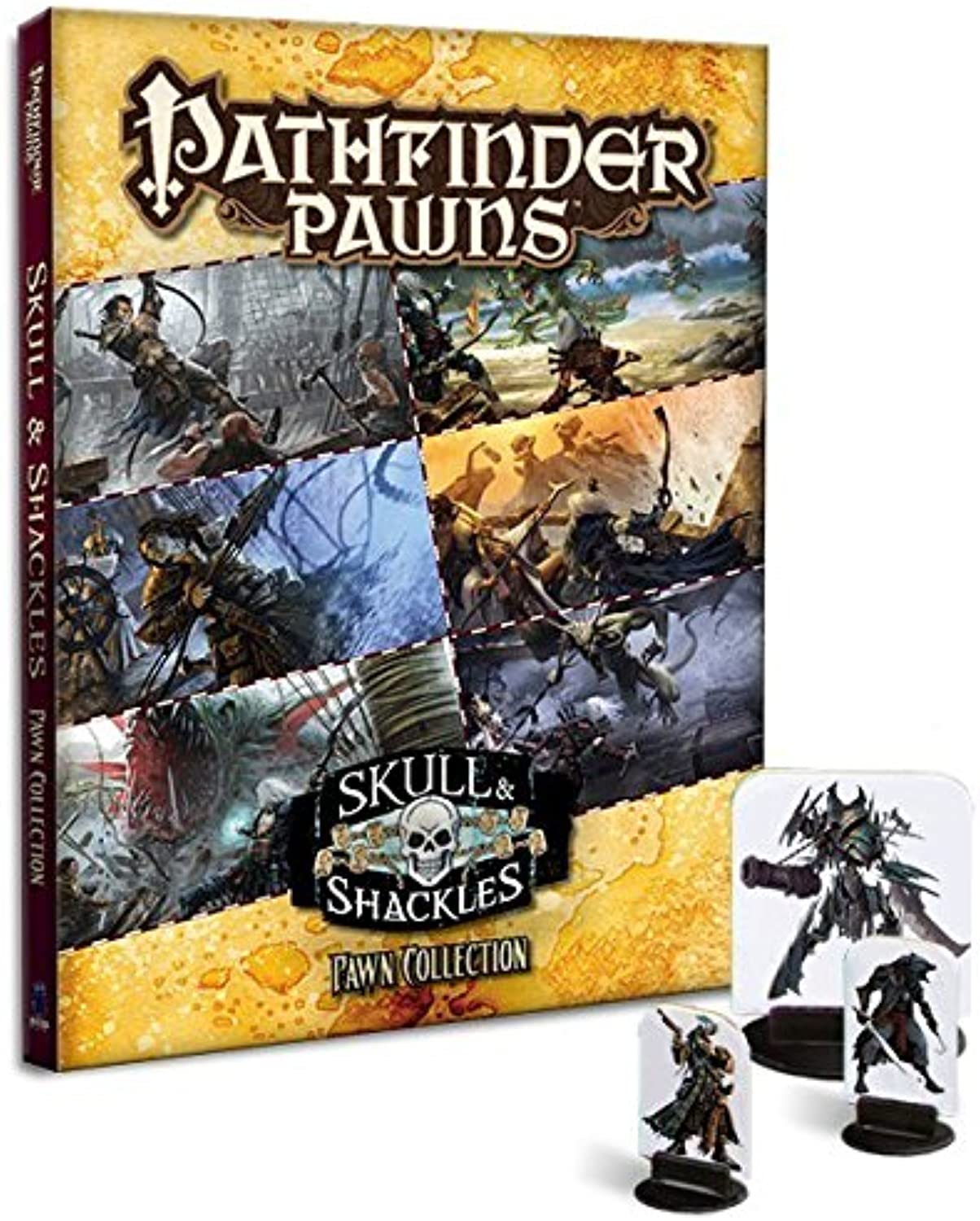 Pathfinder  Path Pawn Collection