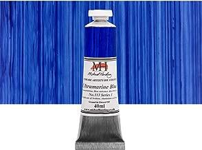 Michael Harding Artist Oil Colors - Ultramarine Blue - 40ml Tube