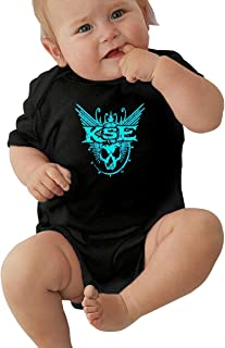 Killswitch Engage Baby Bodysuit Short Sleeves Unisex Baby Creeper One-Piece Newborn Bodysuits