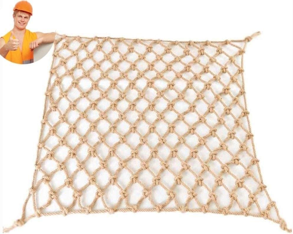Complete Free Shipping Outdoor Ranking TOP7 Mesh Rope Climbing Netting Heavy Duty Hemp Jute a Strong