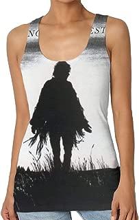 Neil Young Harvest Moon Women's Training Sleeveless Tank Top Shirts