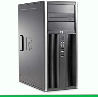 PC TOWER Computer Desktop Gaming Entry Level HP ELITE 6200, Windows 10 Professional, Intel i5-2400, Memoria Ram 8GB DDR3, ...