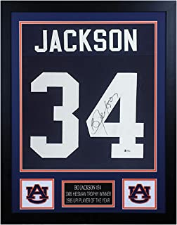 size 40 00b42 8725e Amazon.com: Bo Jackson - Jerseys / Sports: Collectibles ...