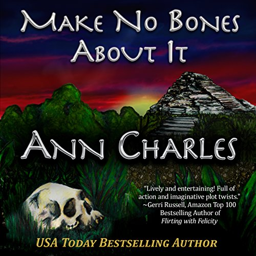 Make No Bones About It audiobook cover art