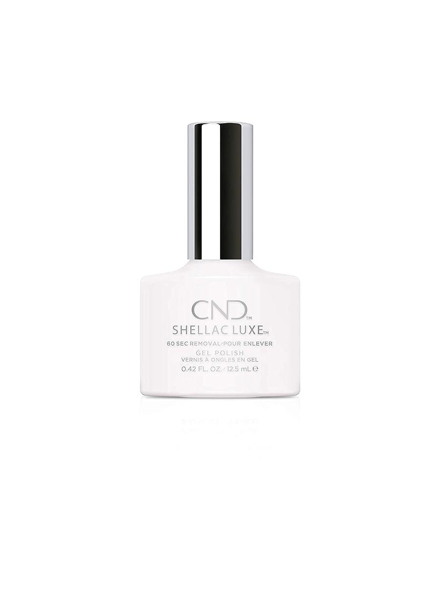 絡まる身元良さCND Shellac Luxe - Cream Puff - 12.5 ml / 0.42 oz