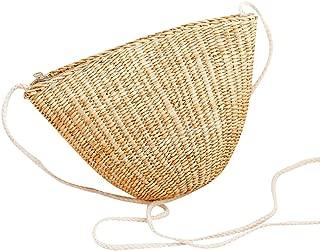 Bageek Women Shoulder Bag Multi-Purpose Crossbody Bag Casual Satchel Bag (Brown)