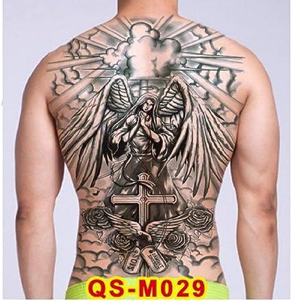 Hals am kreuz tattoo Tätowierungen von