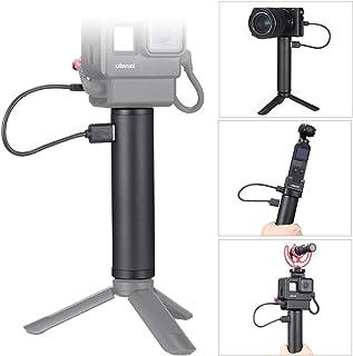 ULANZI BG-2 6800mAh Power Bank Hand Grip for Sony RX100 VII Canon G7X Mark III Compact Digital Cameras, GoPro 8 7 6 5 Acti...