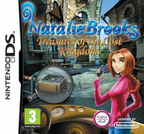 Natalie Brooks - The Treasures of the Lost Kingdom (Nintendo DS)