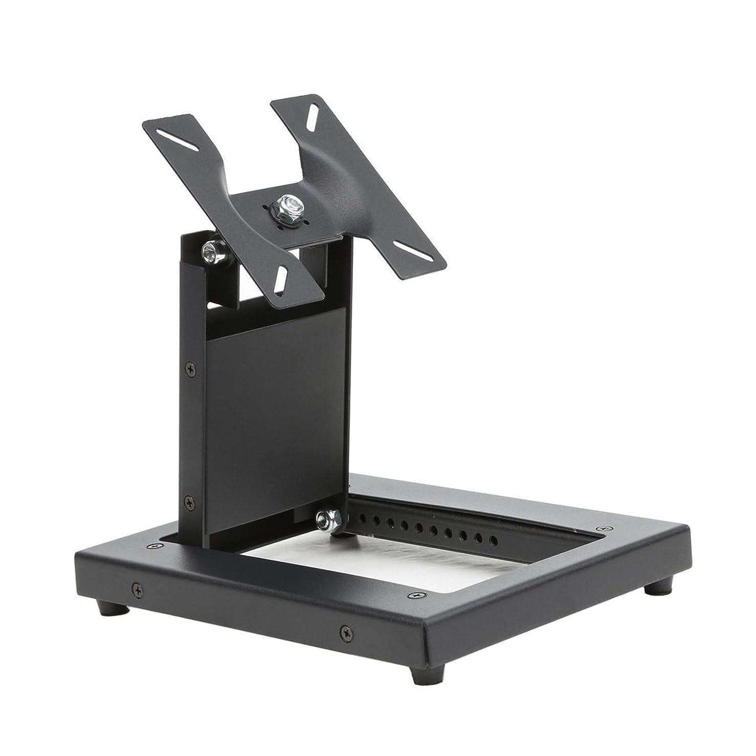 ゾーン原理にやにやWearson 液晶モニタースタンド金属製のLCD Monitor VESA Desk Stand Metal