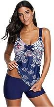 Trajes De Baño De Dos Piezas Bikini Sexy Mujer Verano 2020 Ropa De Playa Bañador Impreso Etnico Camisolas Y Pareos Shorts Talla Grande Bañadores De Mujer JORICH