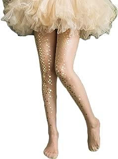 Magical Mermaid Socks - Women's Girls Mermaid Fish Scale Sparkling Tights Legging Pantyhose Stockings