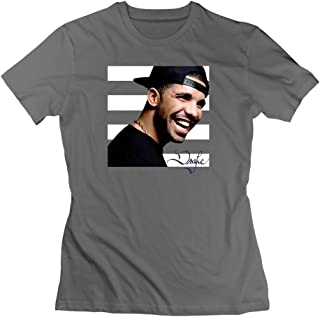 LENOJE Women's Drake If You're Reading This It's Too Late Cotton T-Shirt