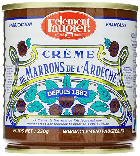 Clément Faugier - Crema de castañas del Ardèche - Pack 6x250g