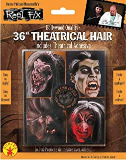 Rubie's Costume Co Gy Fx Theatrical Hair Costume