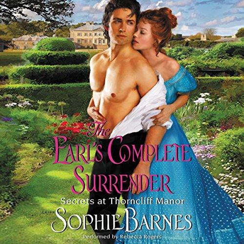 Earl's Complete Surrender audiobook cover art