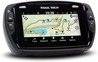 Trail Tech Voyager Pro 922-121, ATV GPS 4-inch Touch Screen, for 1986-2016 Honda TRX 250 EX R, 450R