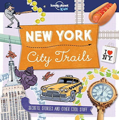 City Trails - New York 1ed - Anglais