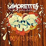 The Amorettes: Born To Break (Audio CD (Digipack))