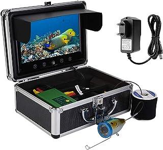 AFSDF Cámara de Pesca Video Visor de Peces Vista Impermeable y de Aluminio Cámara para Lago/Pesca del río