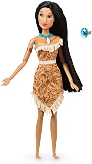 Pocahontas Disney Store Classic Doll with Ring - 11 1/2'' 2018 Version