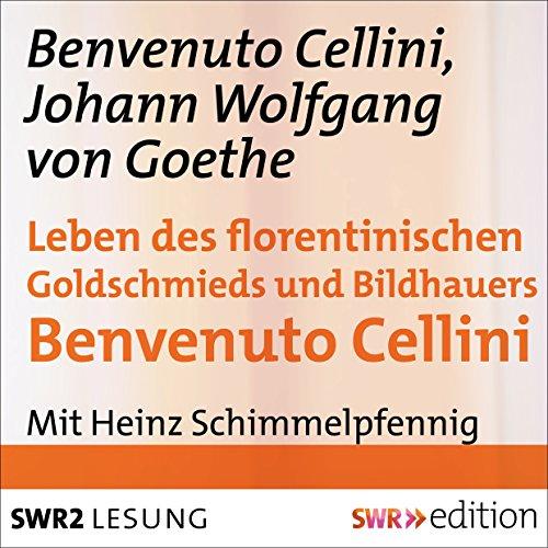Leben des florentinischen Goldschmieds und Bildhauers Benvenuto Cellini audiobook cover art