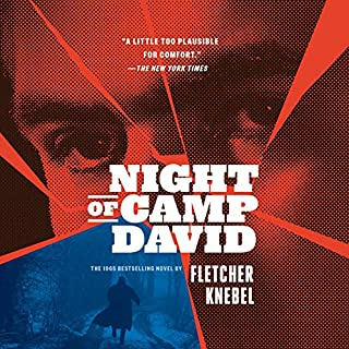 Night of Camp David audiobook cover art