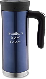 Personalized Contigo Blue Superior 20-OZ. Stainless Steel Travel Mug with Engraving Included